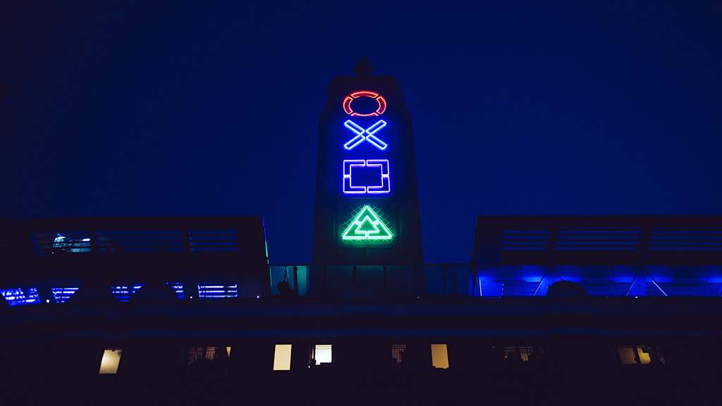 Sony – PS4 Launch – OXO Tower Takeover